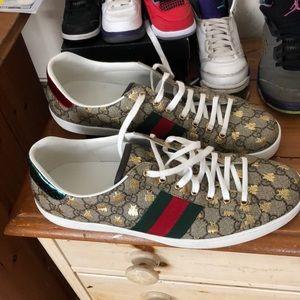 Men's gucci supreme gg shoes size 13